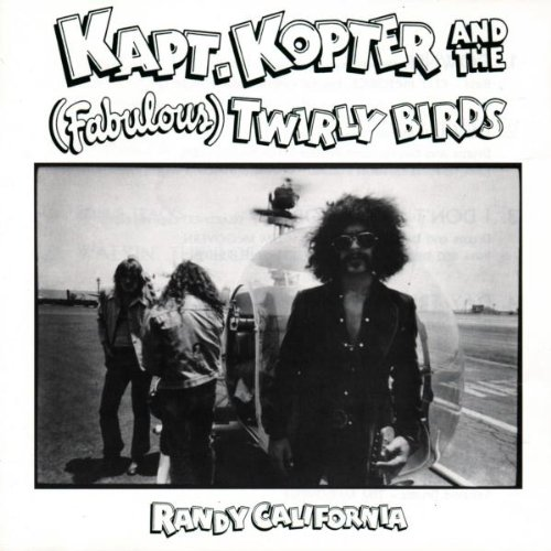 Kapt. Kopter and the (Fabulous) Twirly Birds Cover art