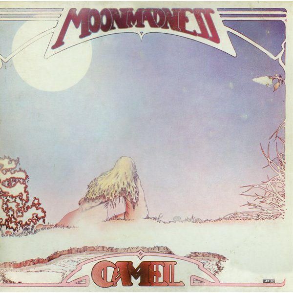 Moonmadness Cover art