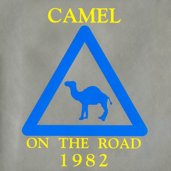 On the Road 1982 Cover art
