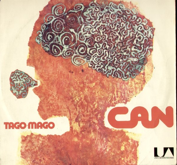 Tago Mago Cover art