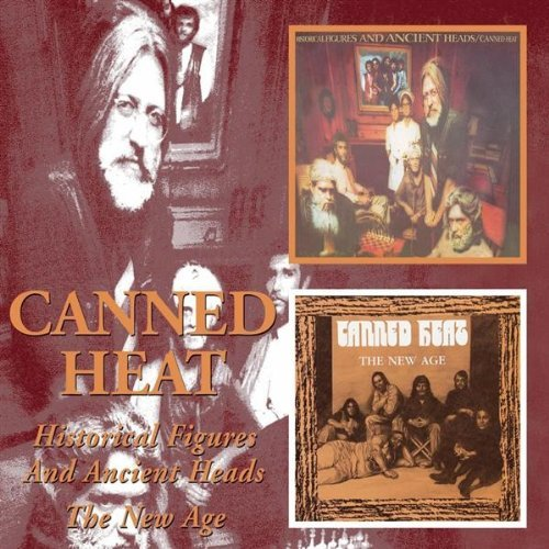 Canned Heat — Historical Figures and Ancient Heads / The New Age