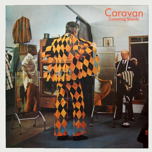 Caravan — Cunning Stunts