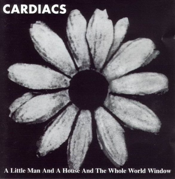 Cardiacs — A Little Man and a House and the Whole World Window