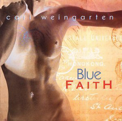Carl Weingarten — Blue Faith