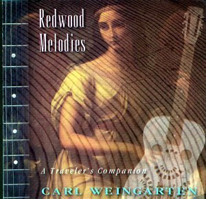 Redwood Melodies Cover art