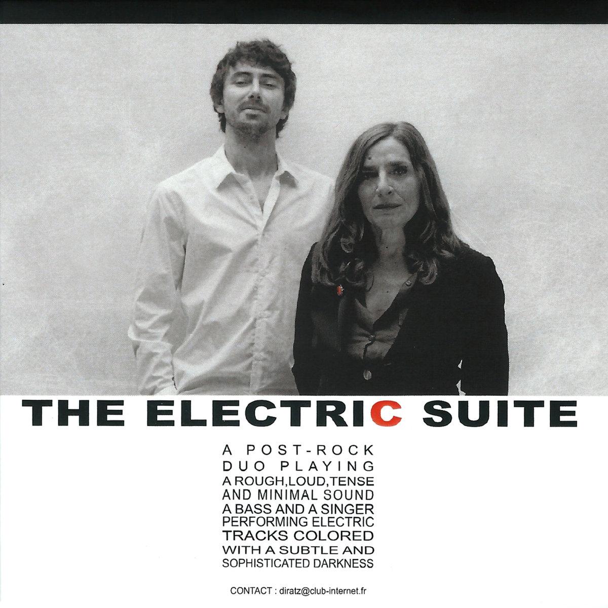 Carla Diratz & Corentin Coupe — The Electric Suite
