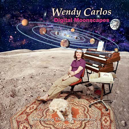 Wendy Carlos — Digital Moonscapes