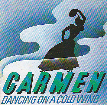 Dancing on a Cold Wind Cover art