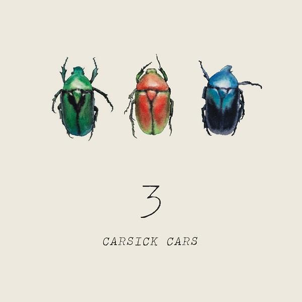 Carsick Cars — 3