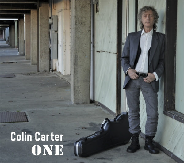 Colin Carter — One