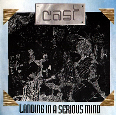 Landing in a Serious Mind Cover art