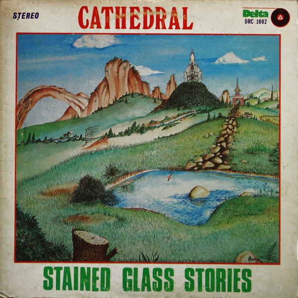 Stained Glass Stories Cover art