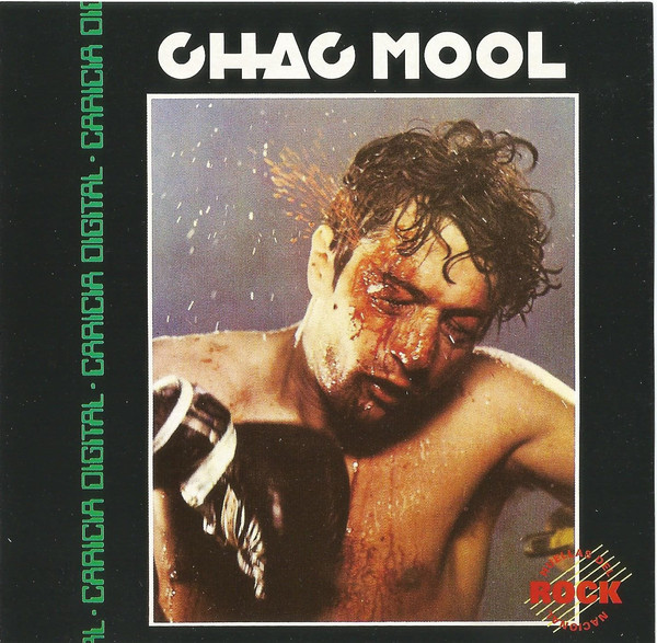 Chac Mool — Carcia Digital
