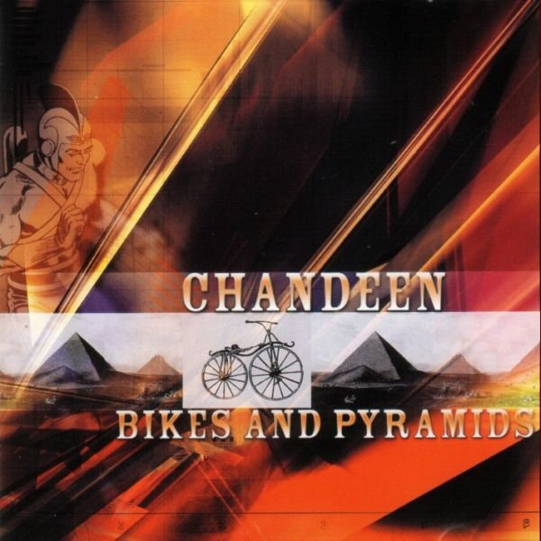 Chandeen — Bikes and Pyramids