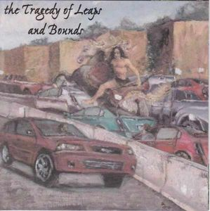 The Tragedy of Leaps and Bounds Cover art