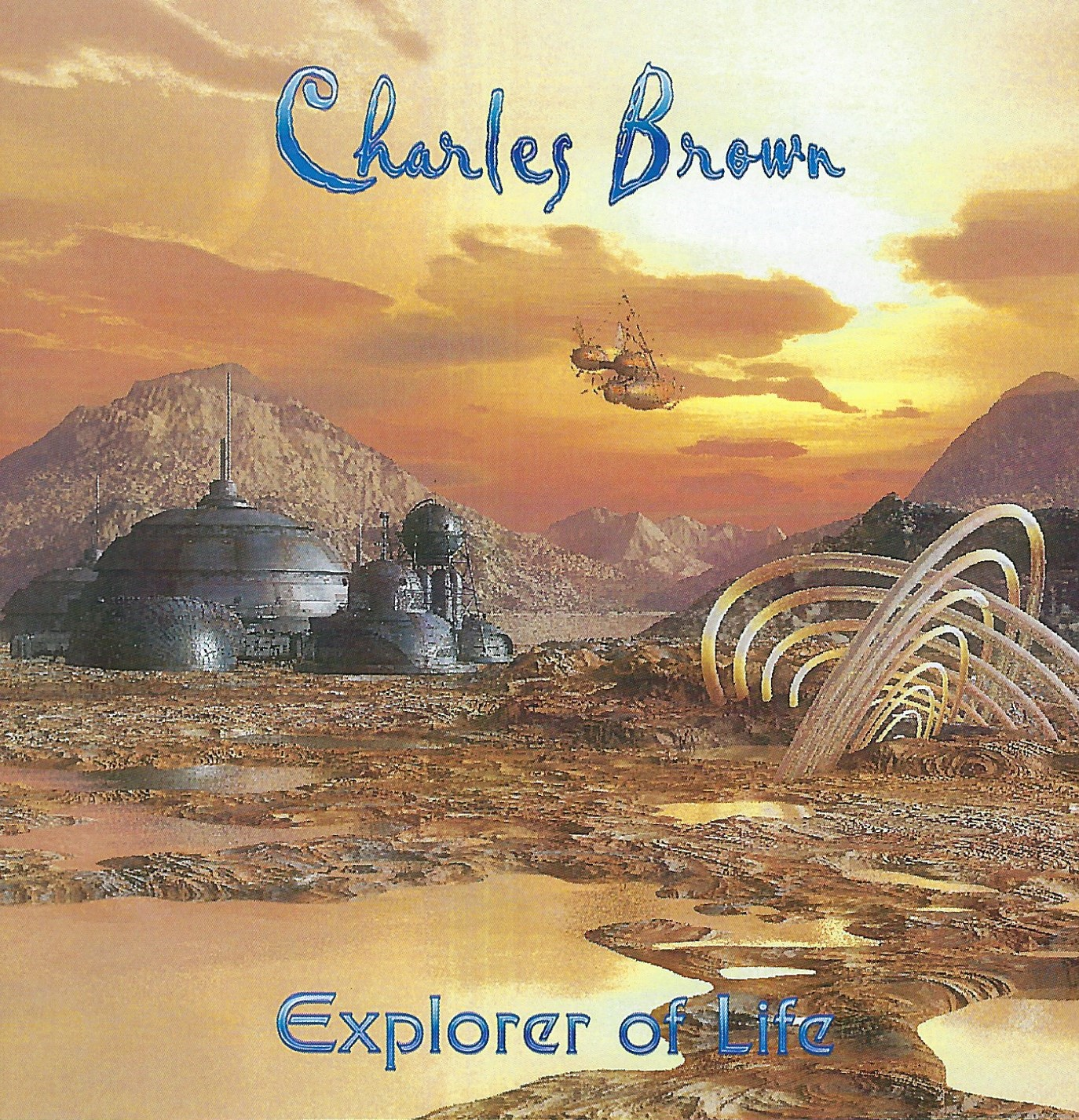 Explorer of Life Cover art