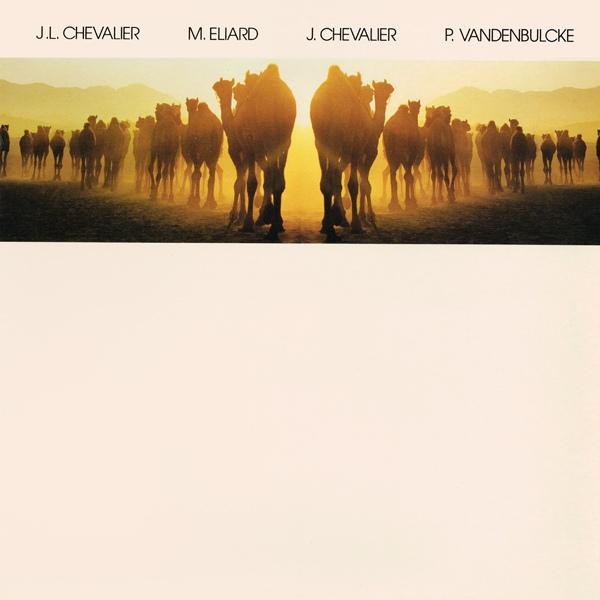 Jean-Luc Chevalier - Dromadaire cover