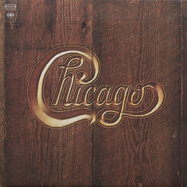 Chicago V Cover art