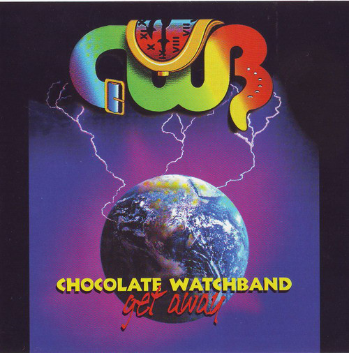 Chocolate Watchband — Get Away