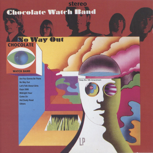 Chocolate Watch Band — No Way Out