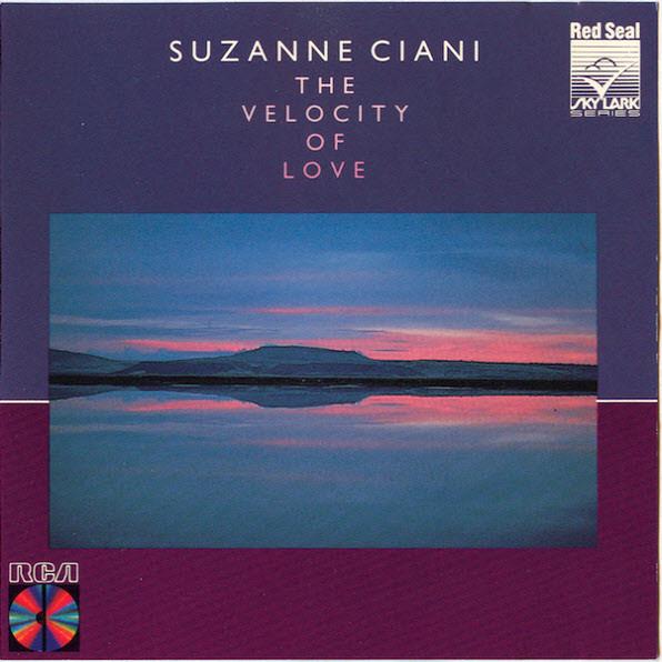 Suzanne Ciani — The Velocity of Love
