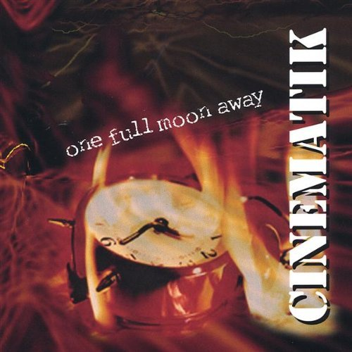 One Full Moon Away Cover art