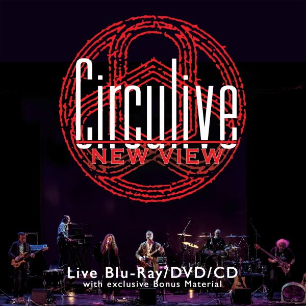 CircuLive: New View Cover art