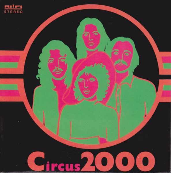Circus 2000 Cover art
