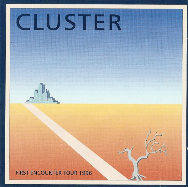 First Encounter Tour 1996 Cover art