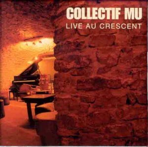 Live au Crescent Cover art
