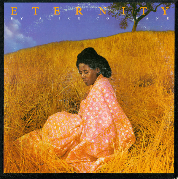 Alice Coltrane — Eternity