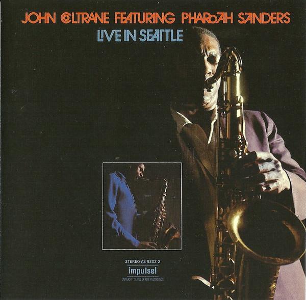 John Coltrane — Live in Seattle
