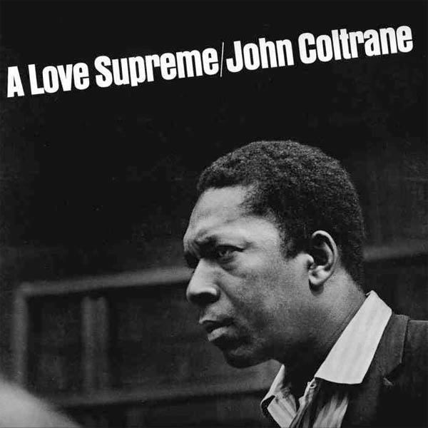 A Love Supreme Cover art