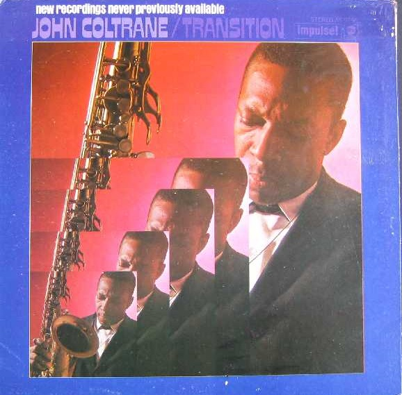 John Coltrane - Transition cover