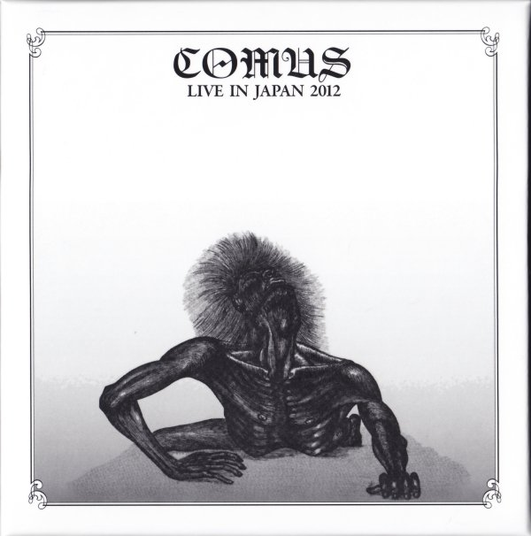 Comus — Live in Japan 2012