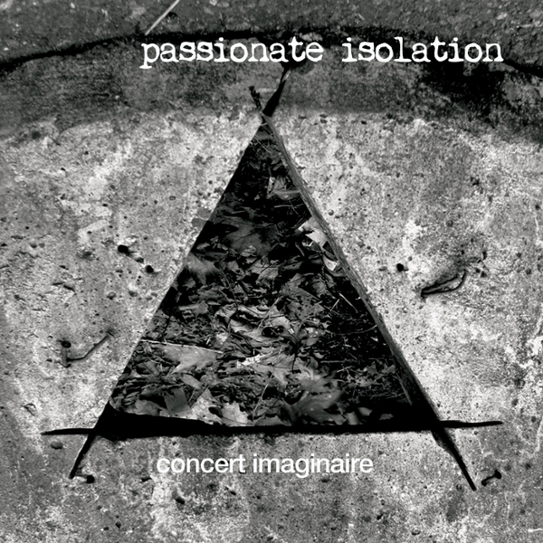 Passionate Isolation Cover art