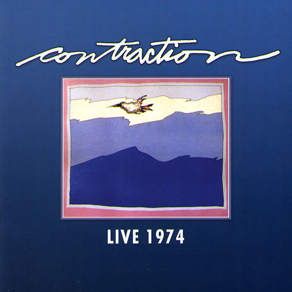 Live 1974 Cover art