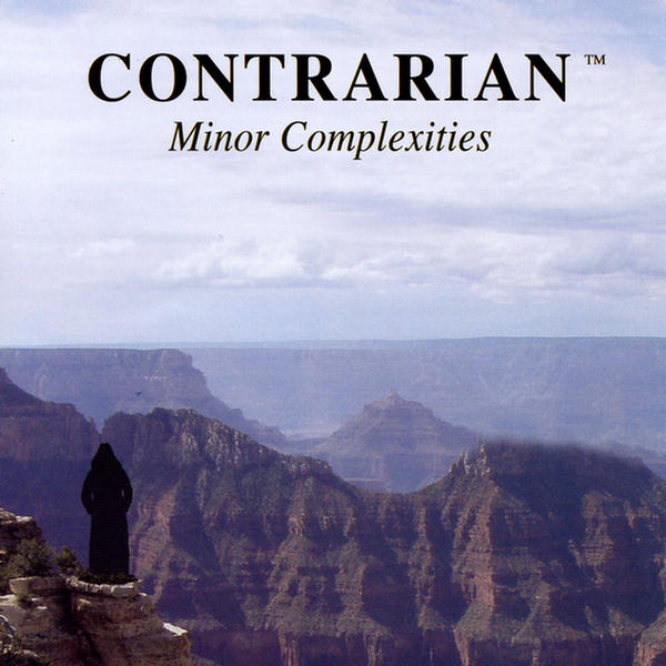 Minor Complexities Cover art