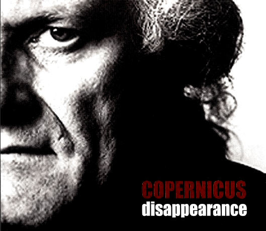 Disappearance Cover art