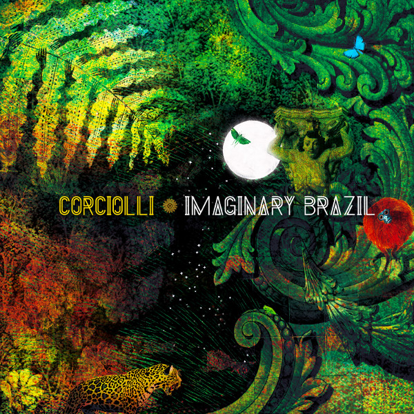 Imaginary Brazil Cover art