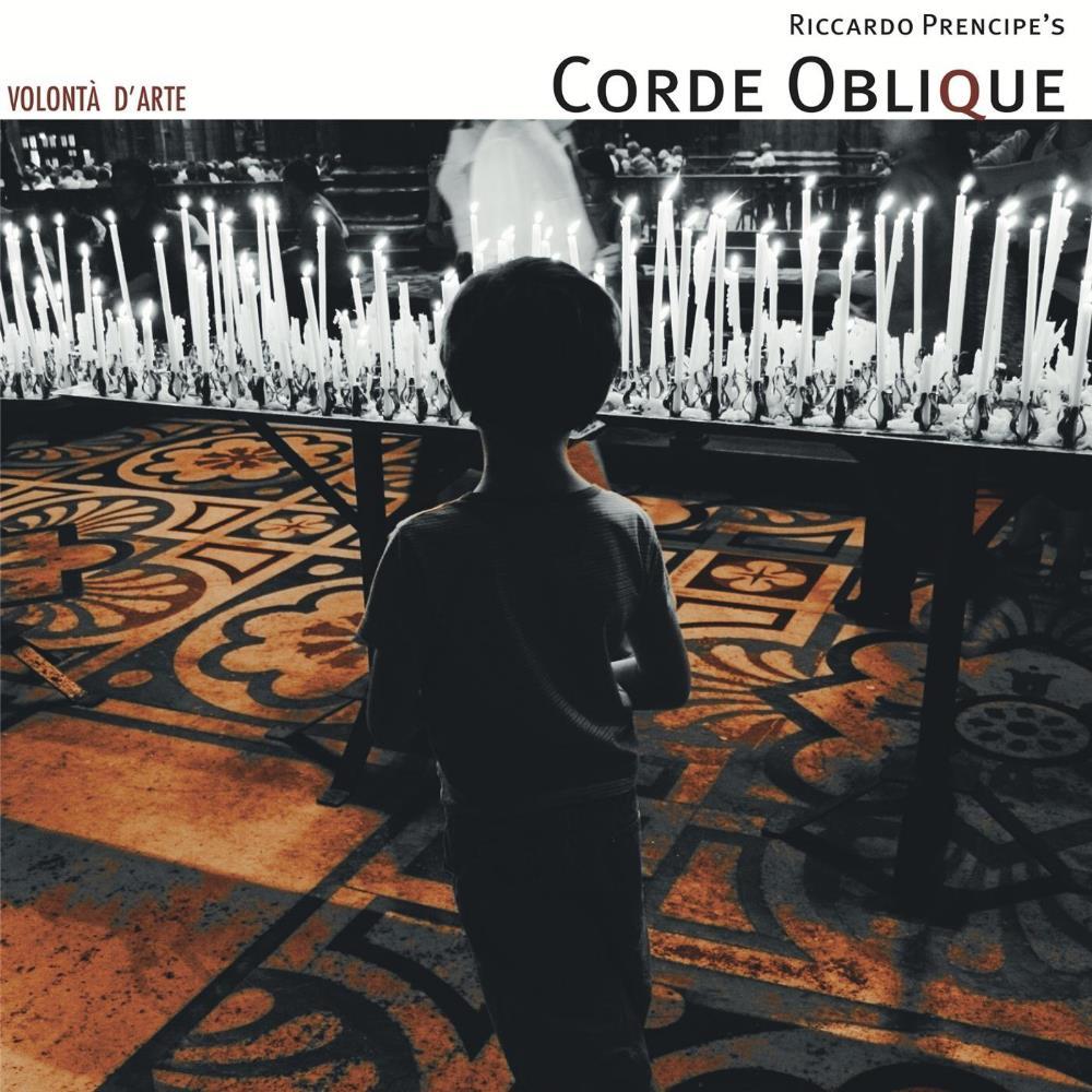 Ricardo Prencipe's Corde Oblique — Volontà d'Arte