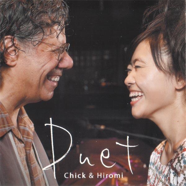 Chick & Hiromi — Duet
