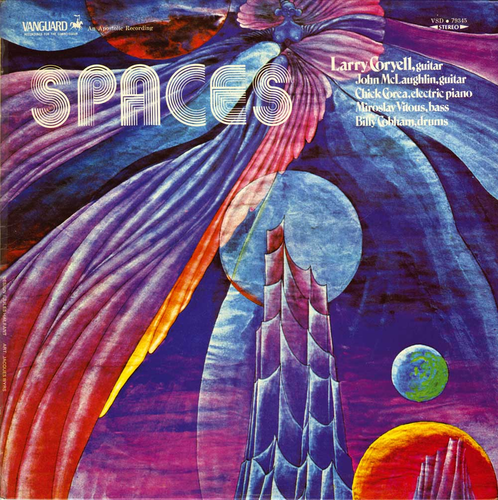 Larry Coryell — Spaces
