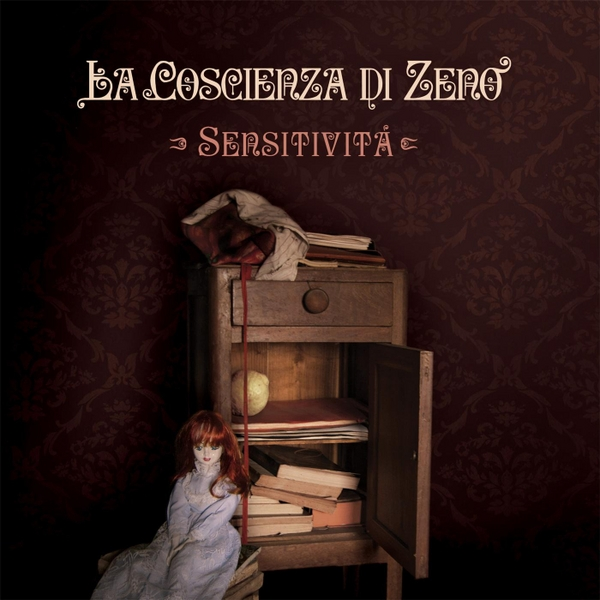 Sensitività Cover art