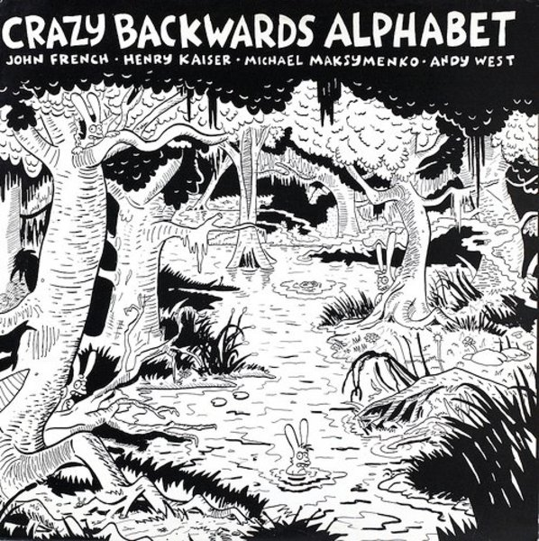 Crazy Backwards Alphabet — Crazy Backwards Alphabet