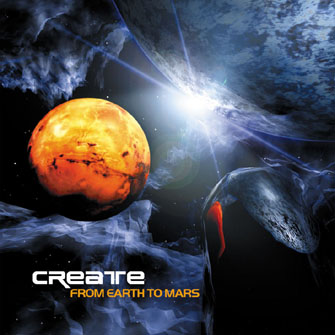 From Earth to Mars Cover art