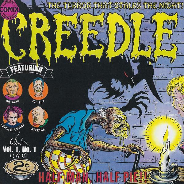Creedle — Half Man, Half Pie