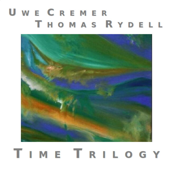 Time Trilogy Cover art
