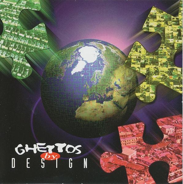 Ian Crichton — Ghettos by Design