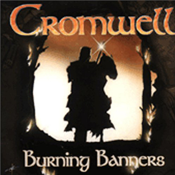 Burning Banners Cover art